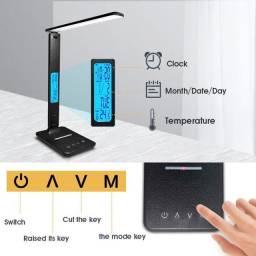 Luminaria Led Touch Lamp Mesa Luminaria Led Touch Lamp Mesa