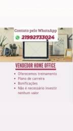 Título do anúncio: Vendedor Home office