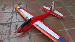 Título do anúncio: Aeromodelo planador acrobático