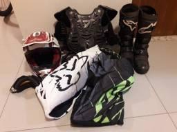 Equipamentos Para Trilha/Motocross