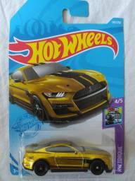 Título do anúncio: Hot Wheels Mustang super thunt