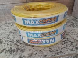 Título do anúncio: Venda Fio (MAXCOPPER) 6 MM