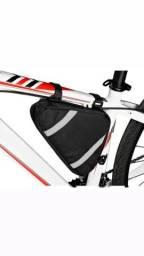 Título do anúncio: Bolsa Quadro Bike Ciclismo