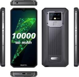 Celular Oukitel K15 Plus 10000mAh Nfc 3GB-32GB QCore Android 10 MT6761 13MP