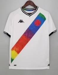Título do anúncio: Camisa Vasco da Gama (diversidade)