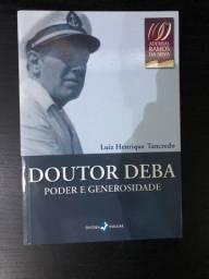 Título do anúncio: Livros Doutor Deba - O mistério do chocolate - O enigma do morango