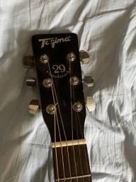 Título do anúncio: Violão Tagima Aço Elétrico Woodstock 29