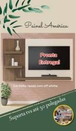 Título do anúncio: Painel pra tv América para TVs até 50 Polegadas em Promoção !