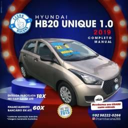 Título do anúncio: HB20 Unique 1.0