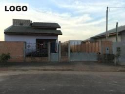 Casa com 2 dormitórios à venda, 78 m² por R$ 180.000,00 - Residencial Moriá - Sinop/MT