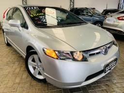 Honda / New Civic Lxs 1.8 Flex (Completo)