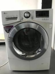 Título do anúncio: Maquina de lavar e secar automática LG Usada