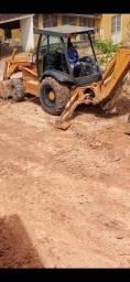 Título do anúncio: Retro escavadeira case
