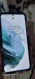 Título do anúncio: Samsung S-21 +, 256GB, preto.