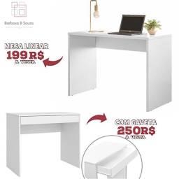 Mesa escrivaninha* para escritorio* para computador