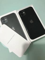 Título do anúncio: Iphone 11 64gb com capinhas