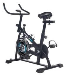 Título do anúncio: Bicicleta ergométrica spinning PodiumFit, S200, silenciosa