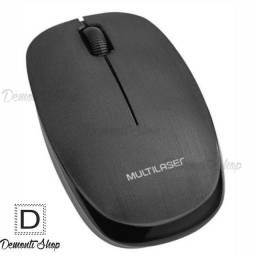 Mouse Sem Fio Multilaser Mo251 2.4 Ghz 1200 Dpi Usb