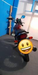 Título do anúncio: Vendo CG Fan 125cc documentação ano 2006 tudo ok, sem nada para ser feito!
