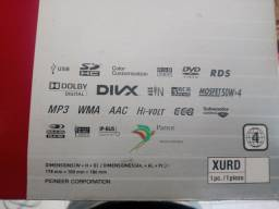 Multimidia pionner mix trax DVD TV  CAMERA RE