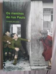 Título do anúncio: Livro os Meninos da rua Paulo só 15reais