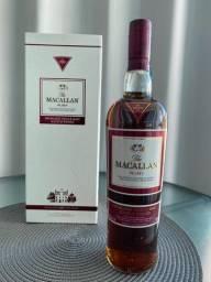 WHISKY Macallan Ruby 43% abv 750 ml série 1824