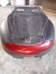 Baú grande para moto