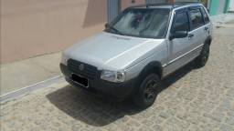 Fiat Uno Way - Completo - 2007