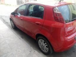 Fiat Punto vendo ou troco por carro de maior valor - 2012
