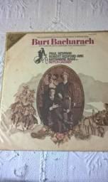 01 Disco Vinil Burt Bacharach do filme Butch Cassidy, ano 1970