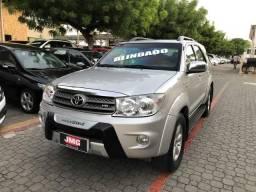 TOYOTA HILUX SW4 2008/2009 4.0 SRV 4X4 V6 24V GASOLINA 4P AUTOMÁTICO - 2009