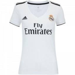 cf846ba0f Camisa Real Madrid Away 2018 s n° Torcedor Adidas Masculina