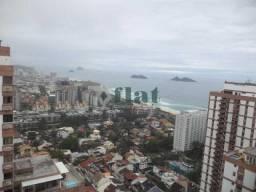 Cobertura à venda com 3 dormitórios em Barra da tijuca, Rio de janeiro cod:FLCO30049