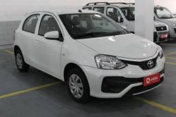Etios Hatch X Mt 1.3 4p 2019 Melhor preço - 2019