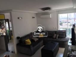 Apartamento com 3 dormitórios à venda, 90 m² por r$ 600.000,00 - vila pires - santo andré/