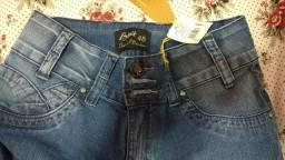 Calça Jeans Feminina Bivik - Nova