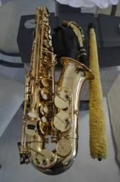 Sax Alto Eagle - Made In Indonésia