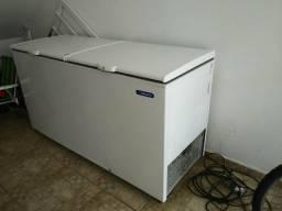 Freezer semi novo 540 Lt