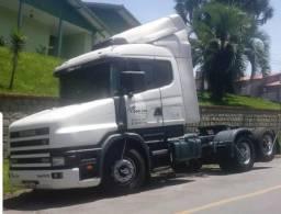 Scania R 124 1999 - 1999
