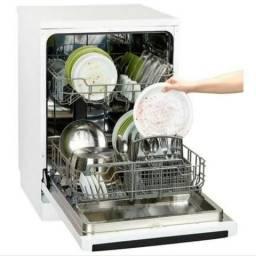Máquina de lavar louça consul