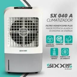 Climatizador Sixxis SX040