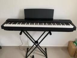 Piano digital P125 Yamaha
