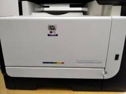 Impressora Laser Jet colorida