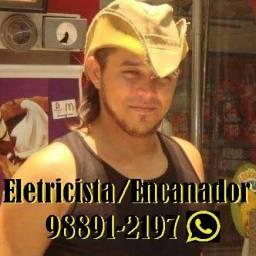 Eletricista ou Encanador em Geral!