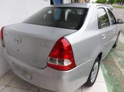 Vendo toyota etios 2014.1.5 sedan - 2014