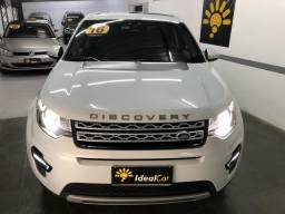 Land Rover Discovery Sport - 2016