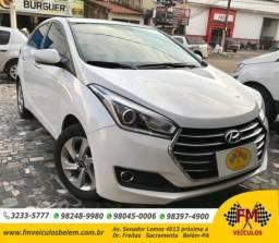 HYUNDAI HB20S 2018/2018 1.6 PREMIUM 16V FLEX 4P AUTOMÁTICO - 2018