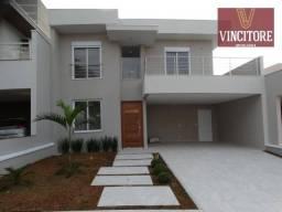 Sobrado com 3 dormitórios à venda, 216 m² por R$ 770.000 - Condomínio Jardim de Mônaco - H