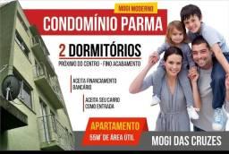 Apartamento 2 dorms Mogi Moderno - Próximo ao centro de Mogi.