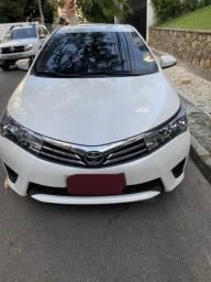 Toyota Corolla GLI 1.8 flex 2017 - 2017